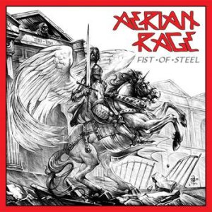 Aerian Rage - Fist of Steel cover art
