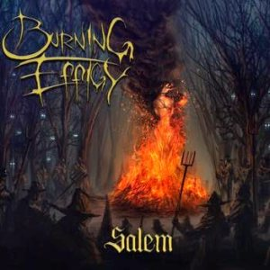 Burning Effigy - Salem cover art