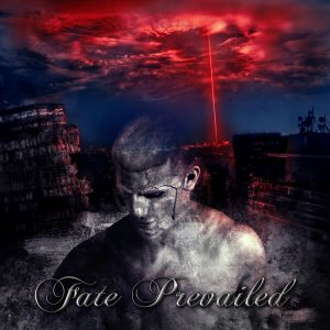 Fate Prevailed - Blue Skies Burn Red cover art