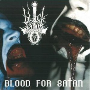 True Black Dawn - Blood for Satan cover art