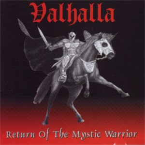 Valhalla - Return of the Mystic Warrior cover art