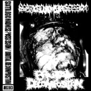 Scatologic Madness Possession - Scatologic Madness Possession / Brutal Decomposition cover art