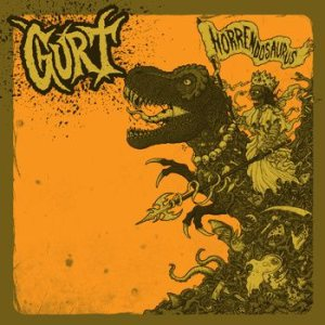 Gurt - Horrendosaurus cover art