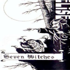 Elise - Seven Witches cover art