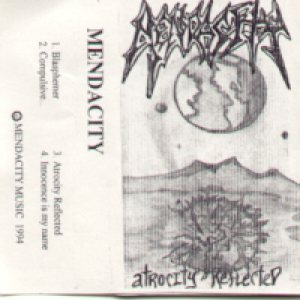 Mendacity - Atrocity Reflected cover art