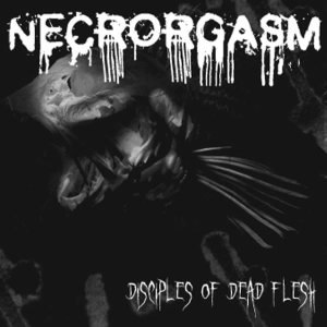 Necrorgasm - Disciples of Dead Flesh cover art