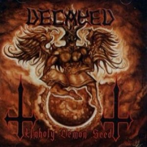 Decayed - Unholy Demon Seed cover art