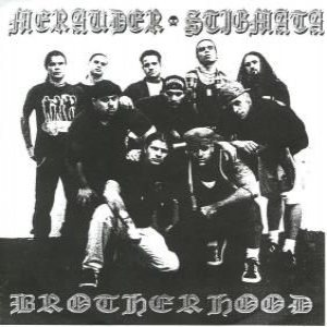 Merauder - Merauder/Stigmata - Brotherhood cover art