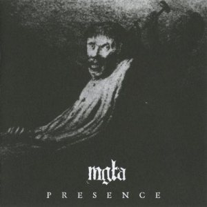 Mgła - Presence / Power and Will cover art