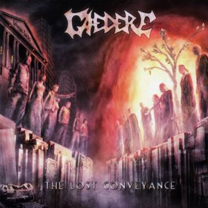 Caedere - The Lost Conveyance cover art