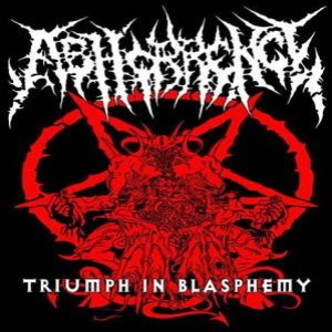Abhorrence - Triumph in Blasphemy cover art