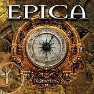 Epica - Quietus (Silent Reverie) cover art