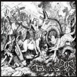 Totenburg - Totenburg / Ewiges Reich Split 7 cover art