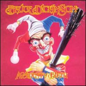 Bruce Dickinson - Accident of Birth cover art