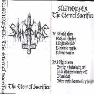 Sühnopfer - The Eternal Sacrifice cover art