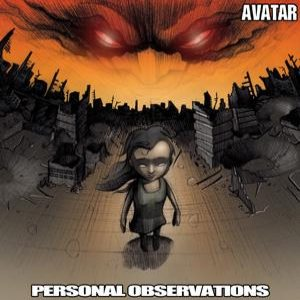 Avatar - Personal Observations cover art