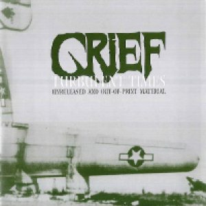 Grief - Turbulent Times cover art
