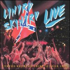 Lynyrd Skynyrd - Southern By the Grace of God: Tribute Tour 1987 cover art