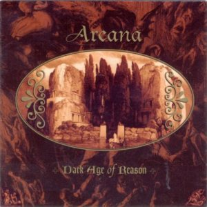 Arcana - Dark Age of Reason cover art
