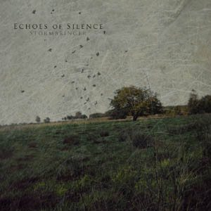 Echoes of Silence - Stormbringer cover art