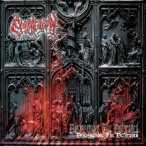 Embryotomy - Dissasemble the Dethroned cover art