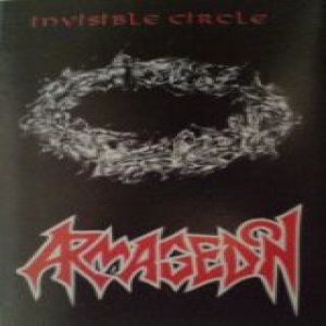 Armagedon - Invisible Circle cover art
