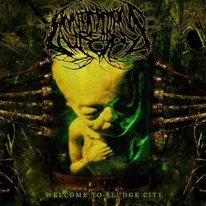 Annotations of an Autopsy - Welcome to Sludge City cover art