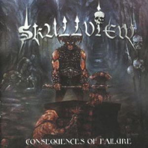 Skullview - Consequences of Failure cover art