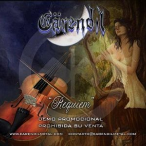 Eärendil - Requiem cover art