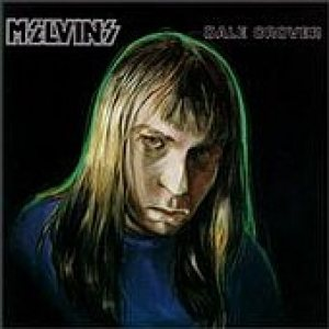 Melvins - Dale Crover cover art