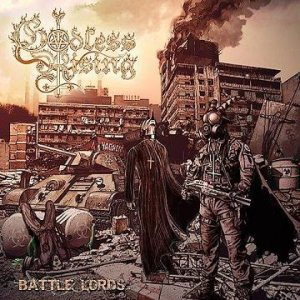 Godless Rising - Battle Lords cover art