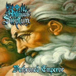 Antiquus Scriptum - Dethroned Emperor cover art