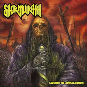 Stormwrath - Swords of Armageddon cover art