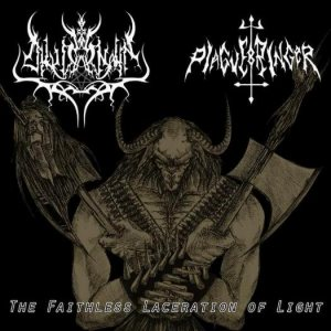 Plaguebringer - The Faithless Laceration of Light cover art