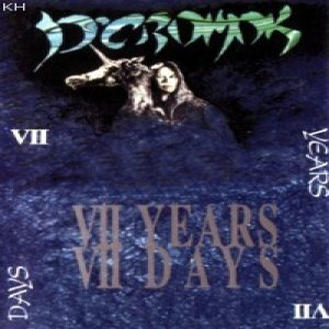 D'Cromok - VII Years VII Days cover art