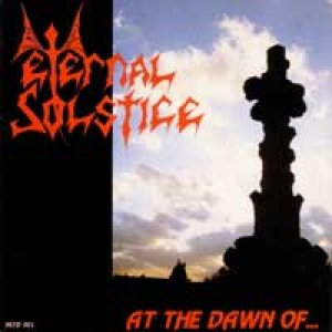 Eternal Solstice / Mourning - At the Dawn of... cover art