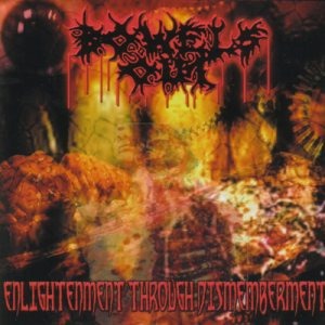 Bowels Out - Enlightenment Through Dismemberment cover art