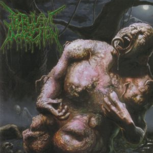 Purulent Infection - Exhuming the Putrescent cover art