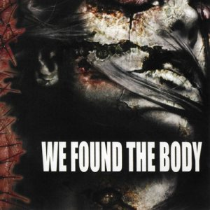 We Found The Body - We Found the Body cover art