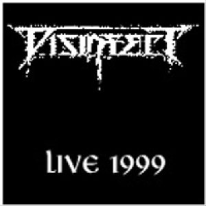 Disinfect - Live 1999 cover art
