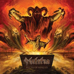 Militia - Fiend of Misery cover art