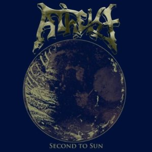 Atheist - Second to Sun cover art