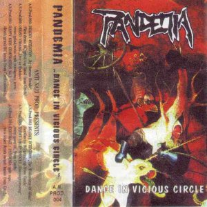 Pandemia - Dance in Vicious Circle cover art
