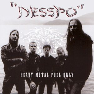 Desspo - Heavy Metal Fuel Only cover art