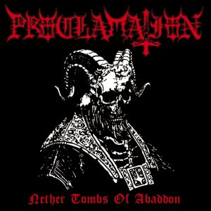 Proclamation - Nether Tombs of Abaddon cover art