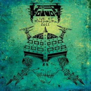Voivod - Live at Roadburn 2011 cover art