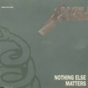 Metallica - Nothing Else Matters cover art