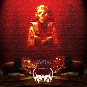The Horn - The Egyptian Book of the Dead Vol.4 cover art