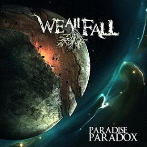 We All Fall - Paradise Paradox cover art