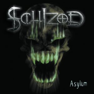 Schizoid - Asylum cover art